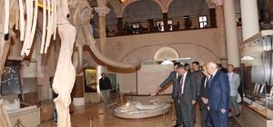 """Burdur'da """"Doğa Tarihi Müzesi"""" projesi tanıtıldı"""