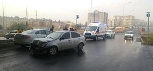 Şanlıurfa'da trafik kazası: 1 yaralı