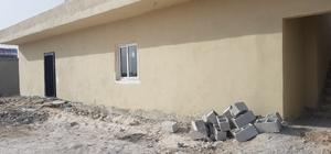 Harran'a jimnastik salonu yapılıyor