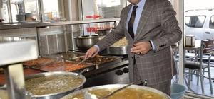 Mesleğin mutfağından geldi başkanlığa talip oldu