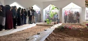Hacı Dudu-Mehmet Gebizli anıldı
