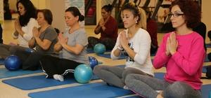 Odunpazarı'ndan yoga kursu