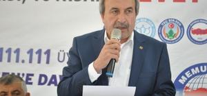 """Eğitim Bir-Sen Kayseri Şube Başkanı Aydın Kalkan: """"Eğitim Bir Sen'den Memurlara Güzel Haberler Var"""""""