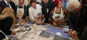 Büyükelçilerden, Mozaik Çalıştayına tam not