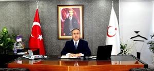 Mersin'in yeni Sağlık müdürü Sinan Bahçaçı oldu