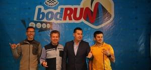 BodRUN Ultra Maratonu cumartesi günü gerçekleşecek