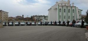 Kastamonu'da 'Tempra' marka otomobiller buluştu