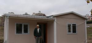Başkan Dr. Akgün'den evsiz vatandaşa yardım eli
