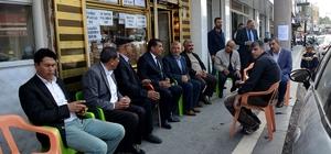 Başkan Atilla, çarşı esnafını ihmal etmiyor