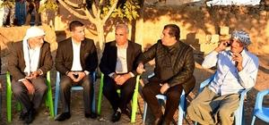 Başkan Atilla, hizmetleri yerinde inceliyor