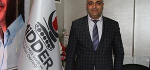 MİDDER Van Şube Başkanlığına Yertürk atandı