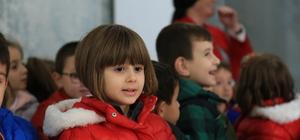 Minik yüreklerden kanser hastası çocuklara destek