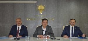 AK Parti'den büyükşehire su fiyatlarında indirim teklifi