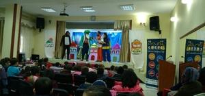 GAP çocuk gelişim merkezinden çocuklara tiyatro gösterisi