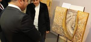 Uluslararası Şanlıurfa Mozaik Çalıştayı ve Yarışması