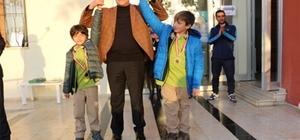 Çamlıca Okullarına bir madalya daha