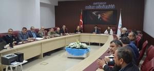 Kronik Hastalıkları Önleme İl Kurulu tarafından toplantı düzenlendi