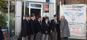 """Eşkinat: """"Süleymanpaşa Belediyesi gazilerimizin her zaman yanında olacak"""""""