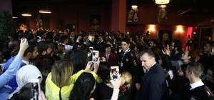 """""""Ayla"""" filminin Gaziantep galası yapıldı"""