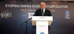 Başkan Remzi Aydın, okul aile birliği temsilcileriyle buluştu