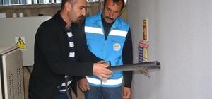 İpekyolu Belediyesinden iş sağlığı ve güvenliği hassasiyeti