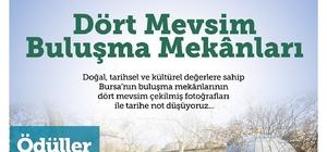 """""""Bursa'da kış"""" yarışması başladı"""
