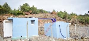 Halifeler Mahallesi'nin içme suyu sorunu çözüldü