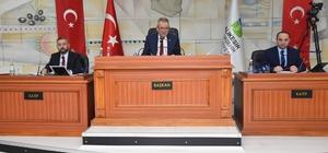 Büyükşehir Belediye Meclisi Kasım ayı 2. birleşimi yapıldı