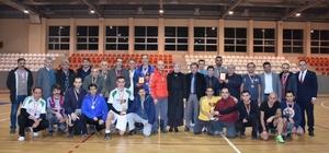 İl Milli Eğitim Müdürlüğü tarafından düzenlenen Futsal Turnuvası sona erdi