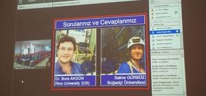ydınlı öğrenciler NASA bağlanarak Türkiye rekoru kıracak