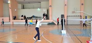 13 Yaş altı Badminton İl Seçmeleri tamamlandı