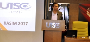 UTSO Kasım ayı meclis toplantısı gerçekleşti