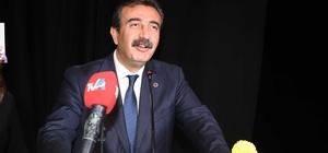 """Başkan Çetin:""""Uyuşturucu kullanma yaşı 9'a kadar düştü"""""""