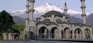 Kayseri ve bölgenin en büyük camii açılıyor