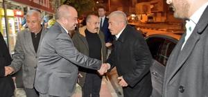 AK Partili Mersinli vatandaşlarla buluştu taleplerini dinledi