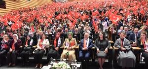 Kayserili Hak-İş'li kadın çalışanlardan Ankara'ya çıkartma