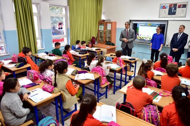 Fatih Belediyesi, öğrencilere diş seti hediye etti