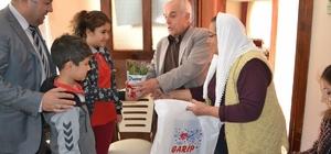 Bozyazı'da emekli öğretmenlere vefa