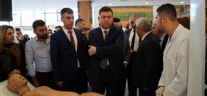 Diyarbakır'da meslek tanıtım stantları kuruldu