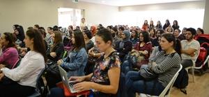 Konyaaltı'nda 'çocuk gelişimi' semineri