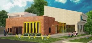 Şanlıurfa'ya yeni bir kütüphane kazandırılıyor