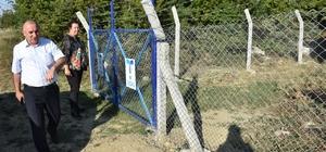 TESKİ içme suyu depo tesislerini güvenli hale getiriyor