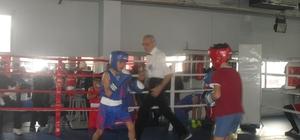 Bayburt Belediyesi Tuğra Boks Spor Kulübü Türkiye Şampiyonası hazırlıklarına devam ediyor