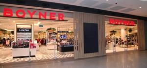 Boyner, yeni konseptiyle Antalya'da açıldı