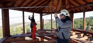 Sivas Belediyesi'nden 'Macera Parkı' Projesi