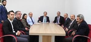 Bayburt üniversitesi ile Bayburt Arı Yetiştiricileri Birliği arasında protokol imzalandı