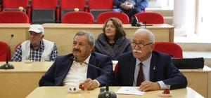 Burhaniye'de Kent Konseyi Adramytteion kazılarını görüştü