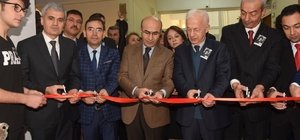 Iraklı iş adamının yaptırdığı Z-Kütüphane açıldı