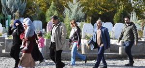 HDP Batman Milletvekili Başaran, PKK'lı teröristin cenazesine katıldı