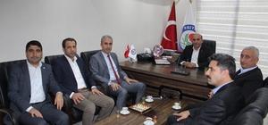 Eğitim kurumları ile ASP Müdürlüğünün iş birliğinin önemine işaret edildi